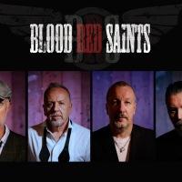 """Blood Red Saints släpper nya albumet """"Undisputed"""" 2021"""