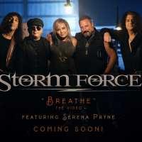 """Storm Force släpper musikvideo till låten """"Breath"""""""